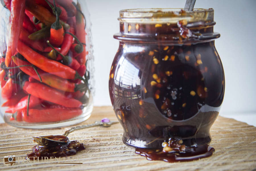 Thai chili caramel 6