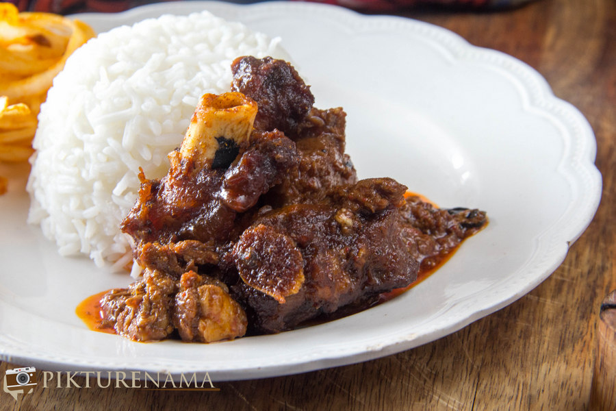 Mutton Rogan Josh - 5