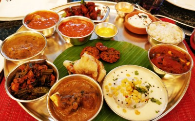 Chef Praveen Anand, ITC Sonar Kolkata and an insight into South Indian food