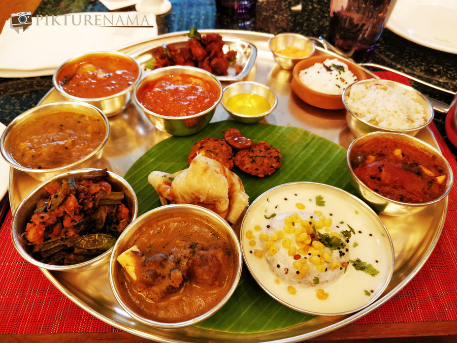Chef Praveen Anand and Dakshin