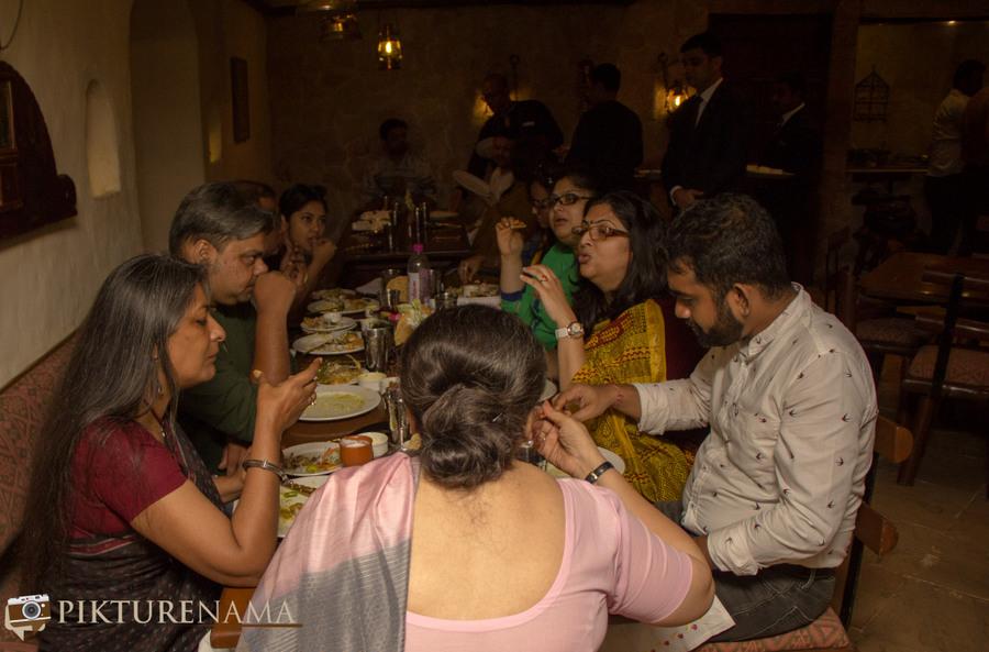 Doi Ilish at Taj Bengal - 22