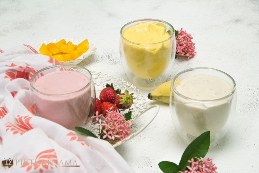 Flavoured Greek Yogurt - 1