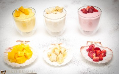 How to make flavoured Greek yogurt at home