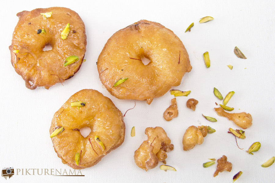 Apple Jalebi- It's the small things in life that matters