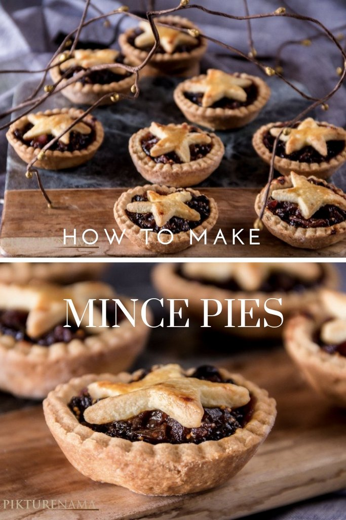 How to make Mince pies Pinterest -2