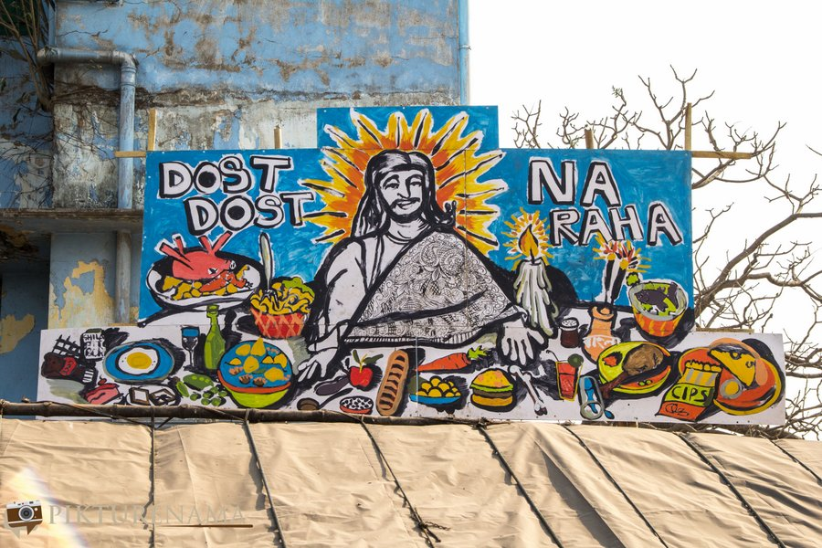 The Kolkata Festival where Sunny De Wall breathes life to a century old labour colony of Asia