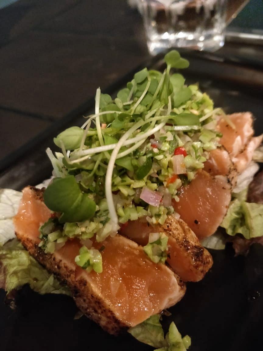 Seefah Bandra Salmon