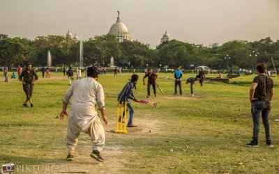 Instead of a mall, why not take your kids to Kolkata Maidan next week ?