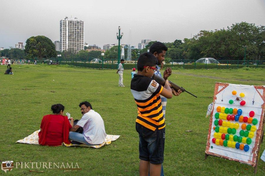Kolkata Maidan Photowalk with Canon 39
