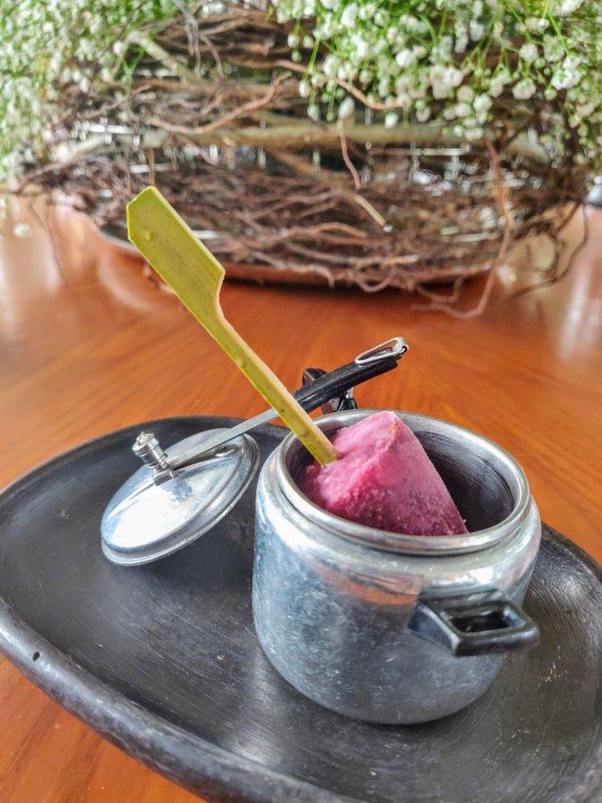 Chef Manish Mehrotra and tasting menu at Indian Accent - 9