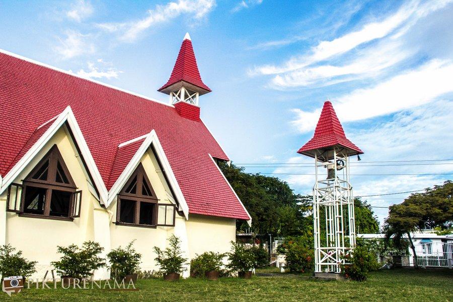 Cap Malhereux church Mauritius - 12