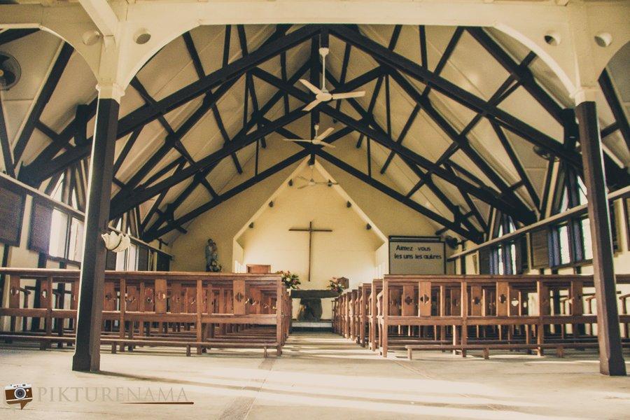 Cap Malhereux church Mauritius - 7