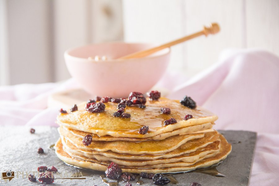 Banana Pancakes- A healthier version of pancakes