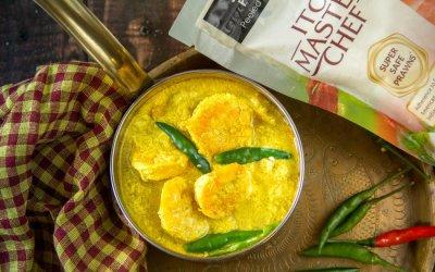 How Shorshe bhapa chingri made my family love frozen prawns