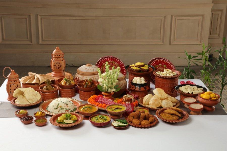 Kolkata Durga Pujo 2019 JW Marriott