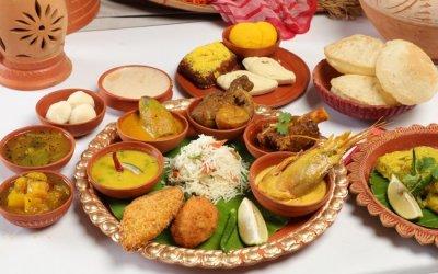 Kolkata Durga Pujo 2019- Places to eat