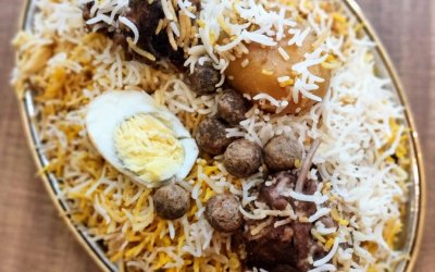 90 years of Aminia, Biryani and Beyond