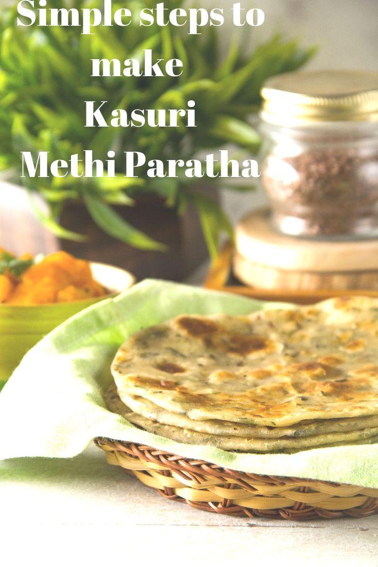Kasuri methi Paratha pint - 3