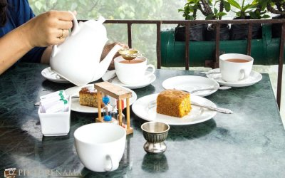 Before Darjeeling, why you must take a pit stop at Margaret's Deck tea Lounge Kurseong