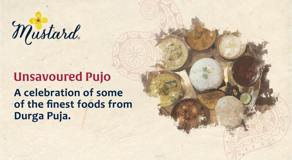 Mustard Mumbai and the 'Unsavoured Pujo' Pop Up