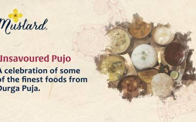 Mustard Mumbai and the 'Unsavoured Pujo' Pop Up