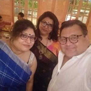With Mr. Kunal Vijaykar