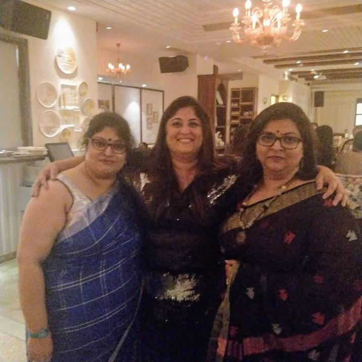 With Ms. Tara Deshpande