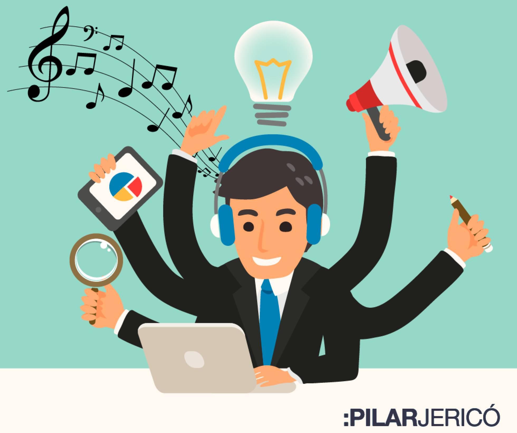 Que Tipo De Musica Te Ayuda A Hacer Mejor Tu Trabajo Y De Paso A Reducir El Estres