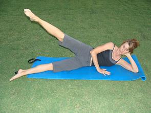 Pilates Exercises after Total Hip Replacement.