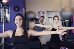 Pilates classes Greenwich studio reformer beginners