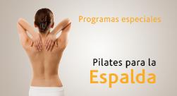 Programa de Pilates para la Espalda