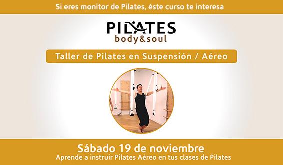 Taller de Pilates Aéreo