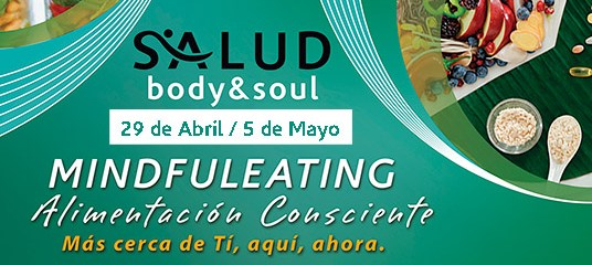 Cursos de Mindfuleating: 29 de abril y 5 de mayo