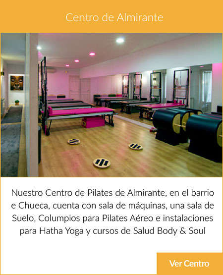 Centros de Pilates en Madrid