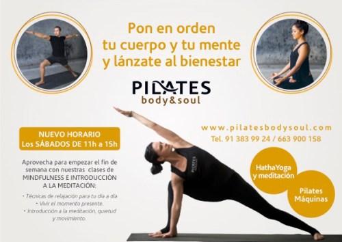 Yoga en Madrid