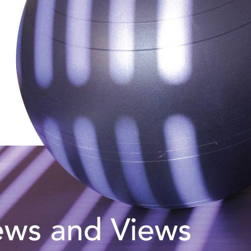 News and views from the Pilates Studio Isle of Wight