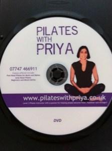 Pilates with Priya DVD