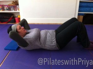 Pilates with Priya: Perfect Curl Up
