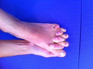 Pilates with Priya: Stretch your toes