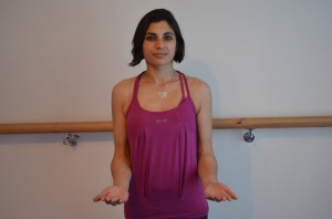 Pilates with Priya: Dumb Waiter Start