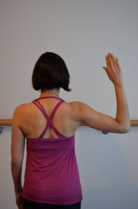 Pilates with Priya: Chicken Wing from Back