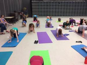Dance day pilates 2
