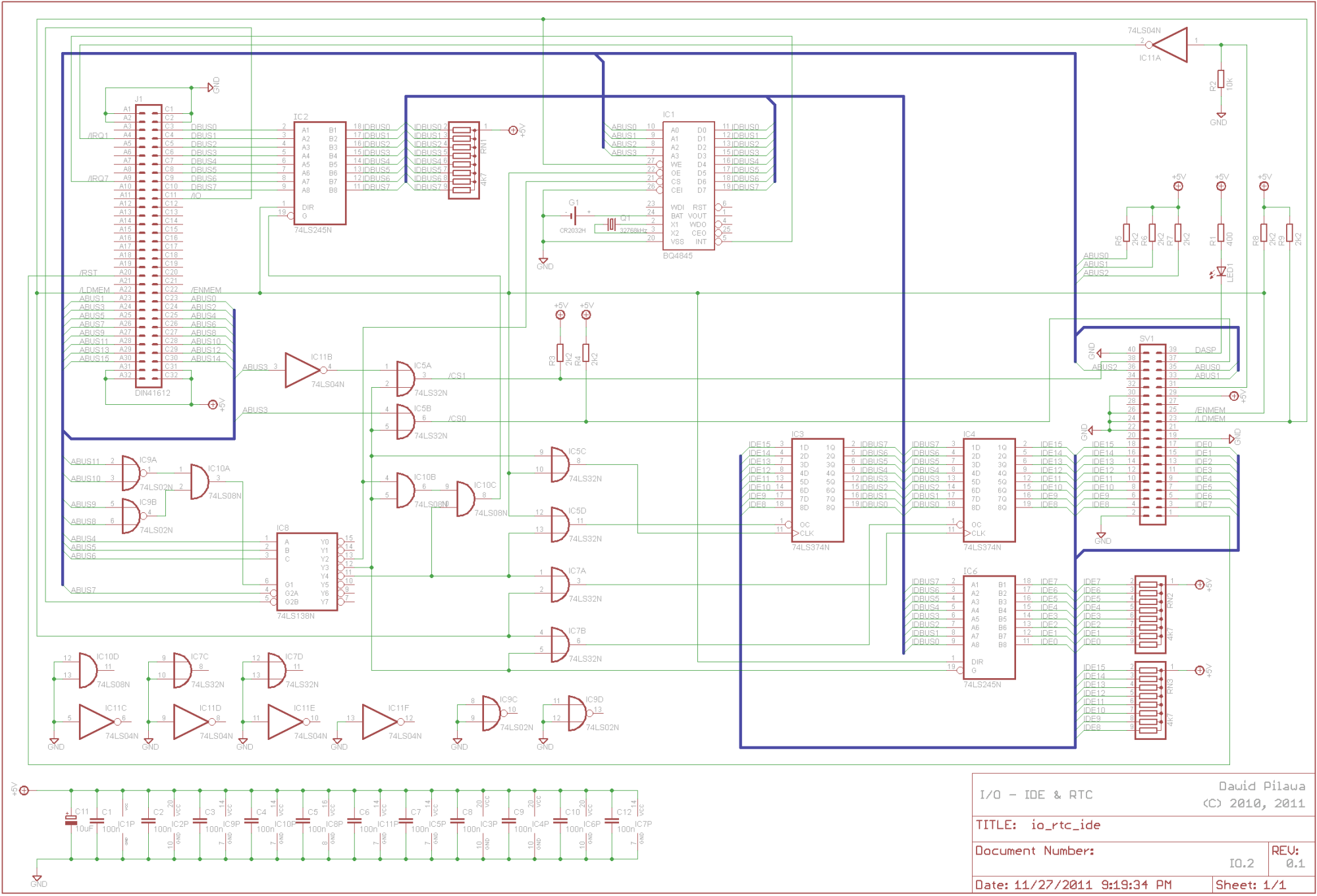 hight resolution of i will share the results of ide tests as soon as i build the new board stay tuned