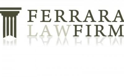 Logo for Ferrara Law Firm