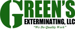 greens exterminating logo