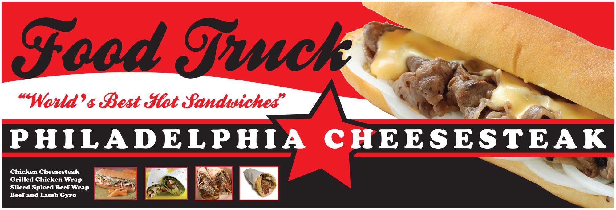 New Banner Design for Kansas City Food Truck | Pilcher Creative Agency
