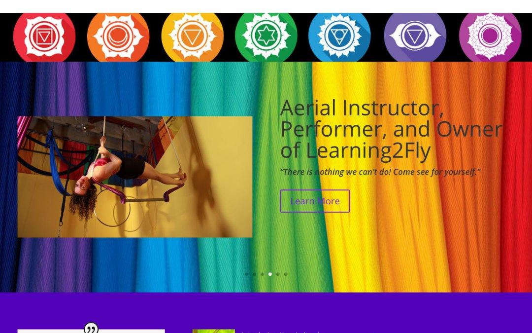 New Website for Sumya Anani!