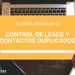 19# Control de leads y contactos duplicados