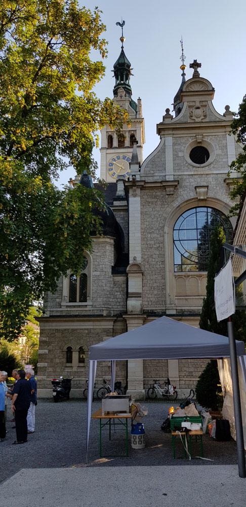 Feier Jakobustag 2018 Linsebühl