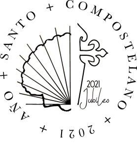 Logo Heiliges Jahr Santiago 2021